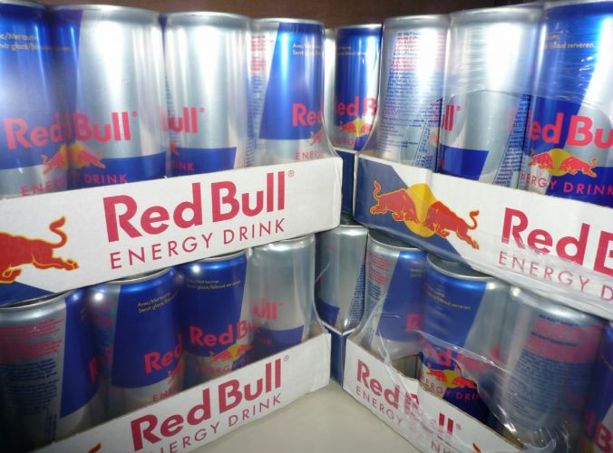 Red bull 24x25cl boîtes Image