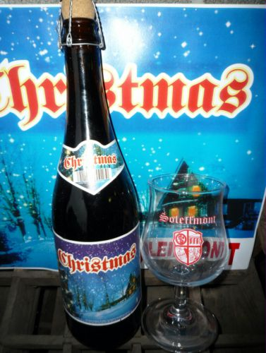 Soleilmont Christmas 12x75cl Image
