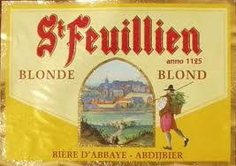 St Feuillien blonde 20L Image