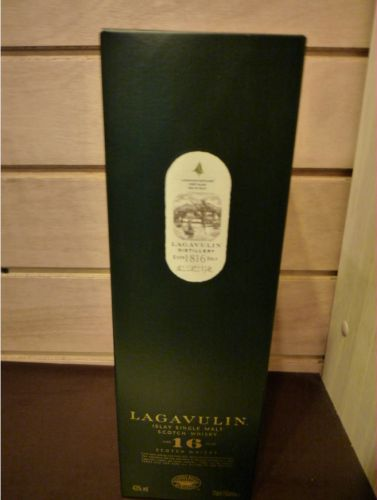 Lagavulin 16 years 43° 70cl Image