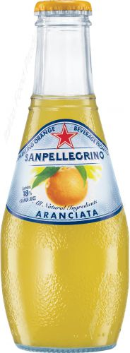 San Pellegrino orange 24x25cl Image