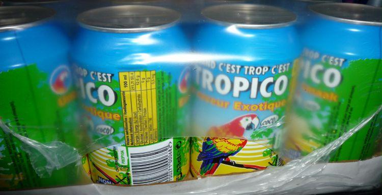 Tropico 24x33cl boîtes Image