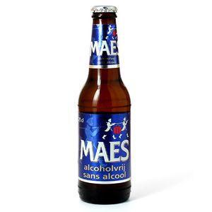 Maes sans alcool 24x25cl Image