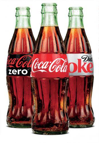 Coca-Cola 24x20cl Image