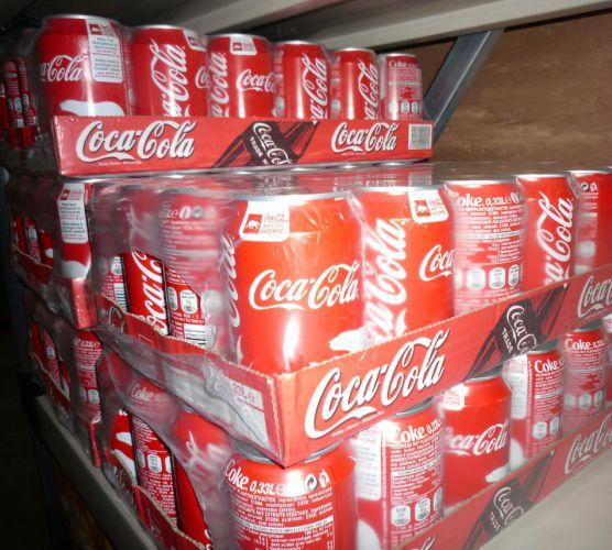 Coca-Cola 24x33cl boîtes Image