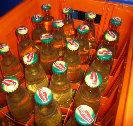 Ice-tea green 24x25cl Image