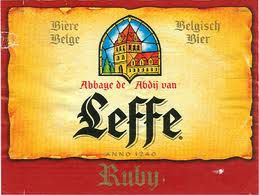 Leffe ruby 20L Image