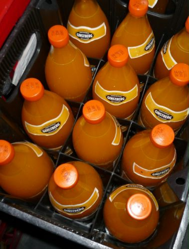Ginstberg limonade orange 6x1L Image