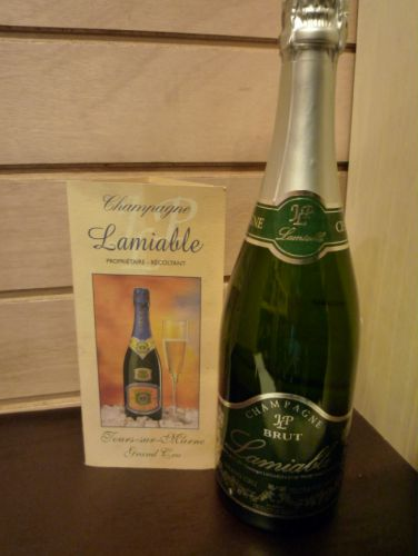 Lamiable Grand Cru brut 75cl Image