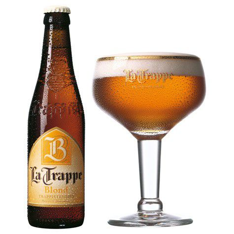 Trappe blonde 24x33cl Image