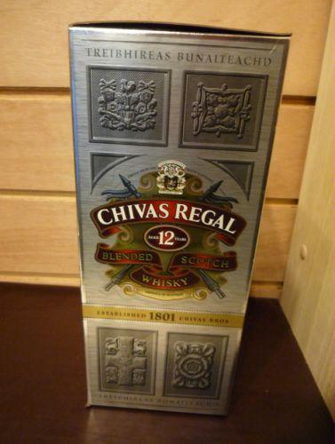 Chivas Regal 12 years 40° 1L Image