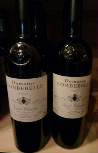 Domaine Combebelle St-Chinian 75cl Image