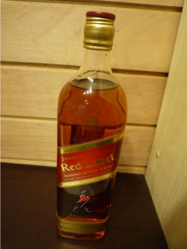 Johnnie Walker red label 40° 1L Image