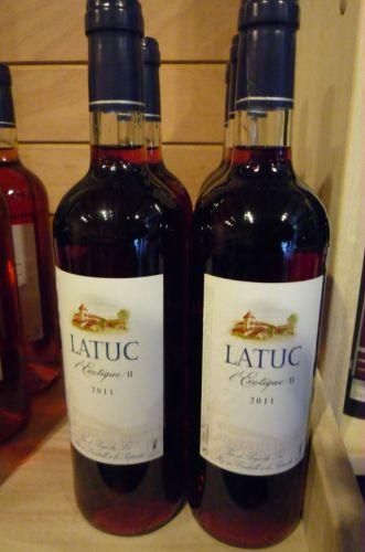 Cahors rosé Exotique 75cl Image