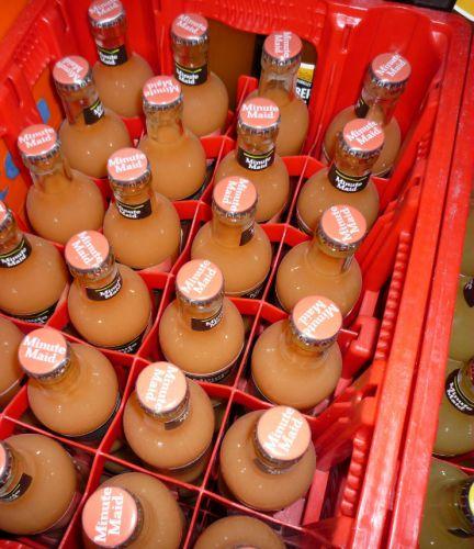 M-Maid pamplemousse 24x20cl Image