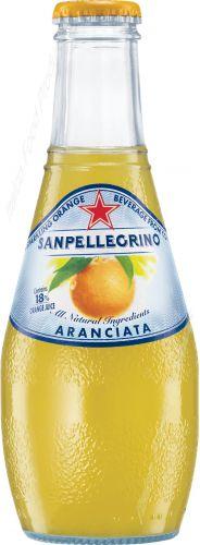 San Pellegrino orange 24x25cl Image
