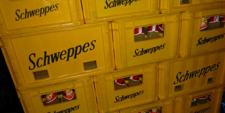 Schweppes agrumes light 24x20cl Image
