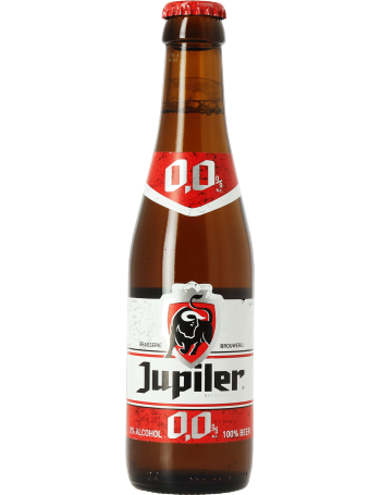 Jupiler 0,0% 24x25cl Image