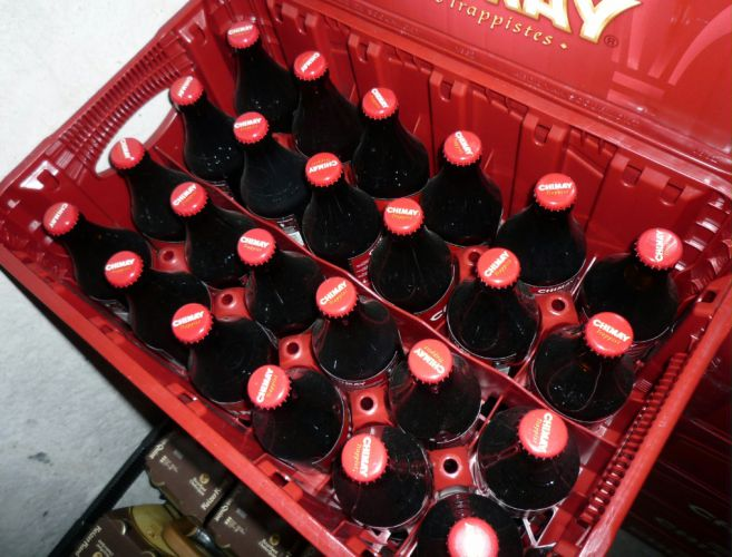 Chimay rouge 24x33cl Image