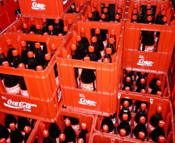 Coca-Cola 12x1L Image