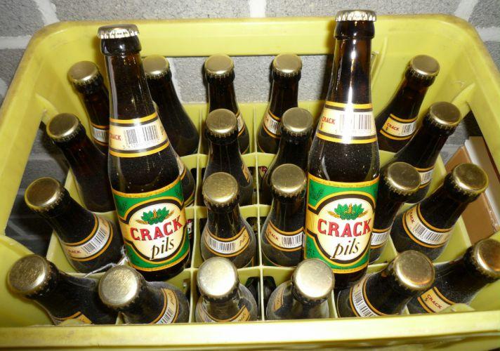 Crack Pils 24x25cl Image