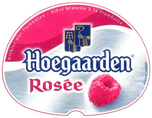 Hoegaarden rosée 20L Image