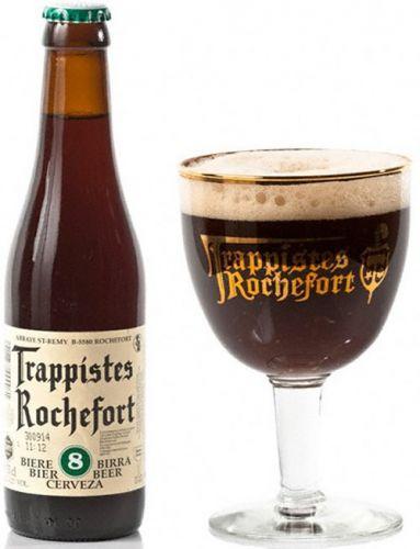 Rochefort 8° 24x33cl Image