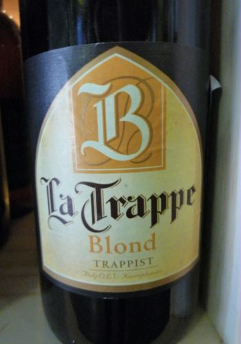 Trappe blonde 12x75cl Image