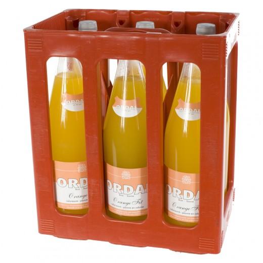 Ordal fit limonade orange 6x1L Image